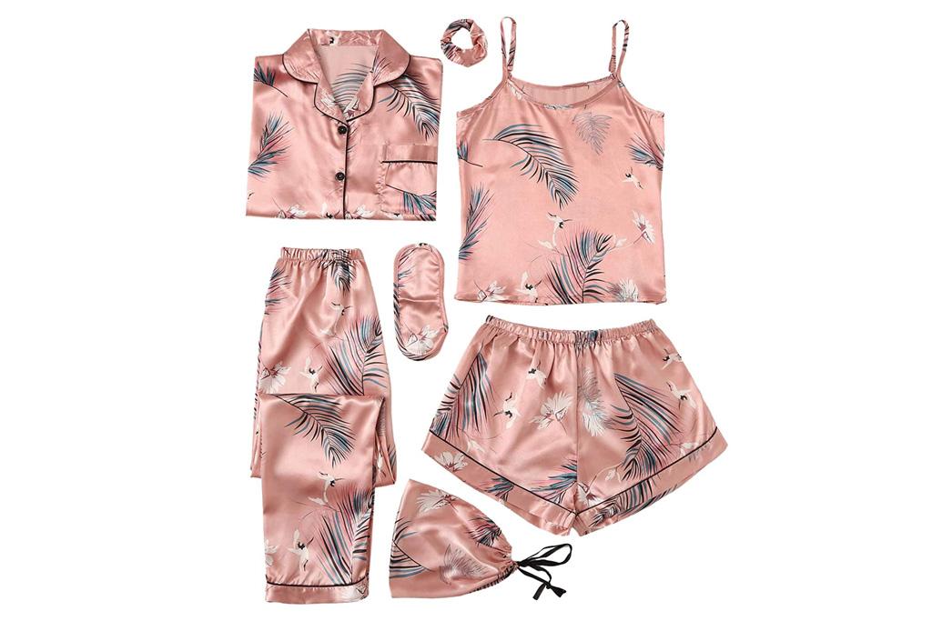 shein, pajamas set
