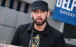 Eminem50 Cent honored with a Star