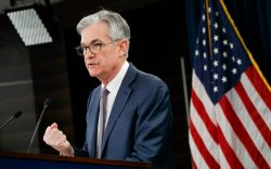 Federal Reserve Chair Jerome Powell speaks