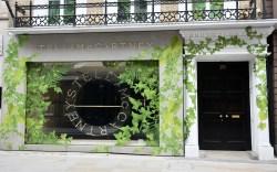 Stella McCartney shut in locked-down London,