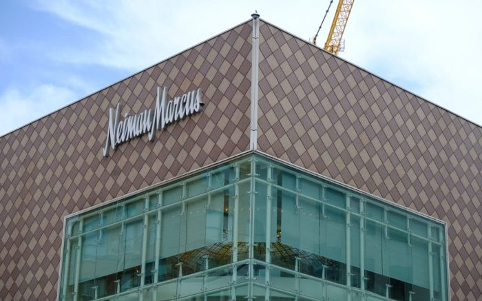 Is the Neiman Marcus department store at Union Square in San FranciscoVirus Outbreak California, San Francisco, United States - 17 Apr 2020