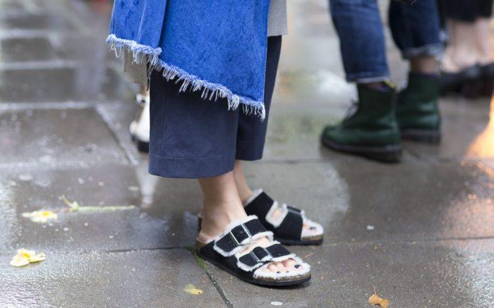 Street StyleStreet Style, Spring Summer 2016, London Fashion Week, Britain - 22 Sep 2015