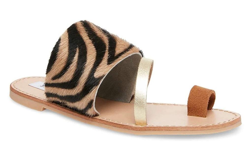 steve madden ronny toe ring thong sandal