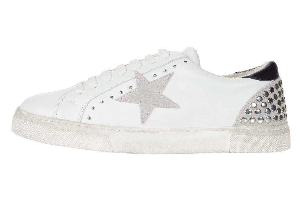 steven new york, stud, sneakers