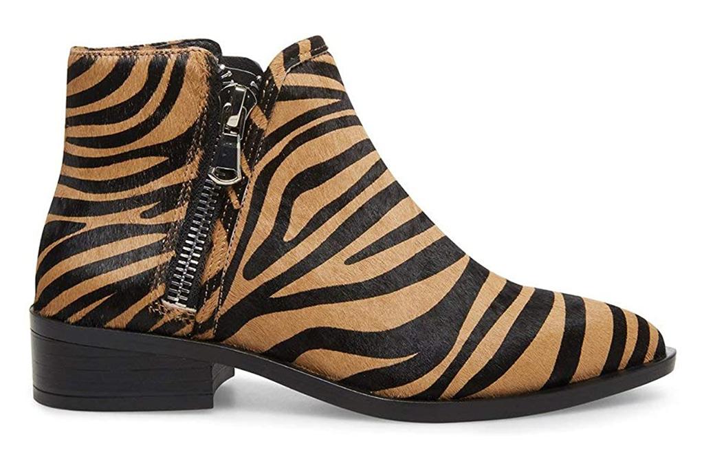 steven, steve madden, boots, tiger