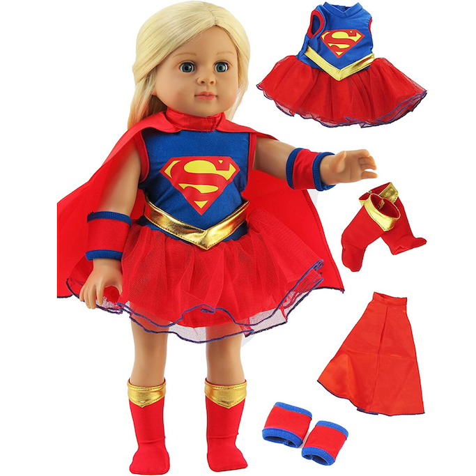 Superwoman-Costume