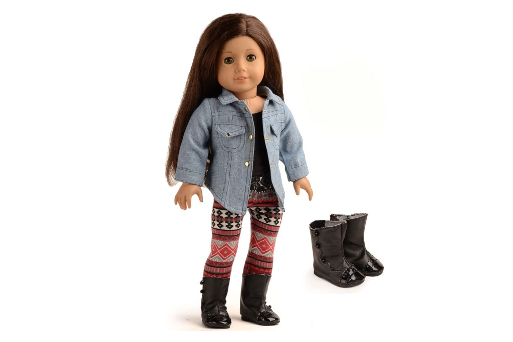 Sweet Dolly American Girl Outfit