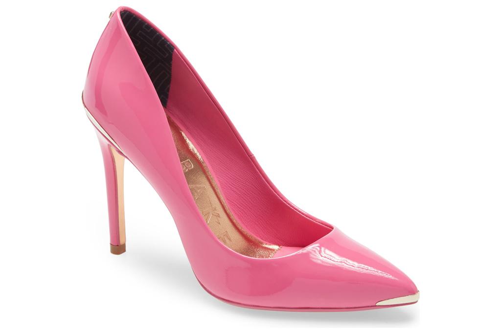 ted baker, pumps, pink