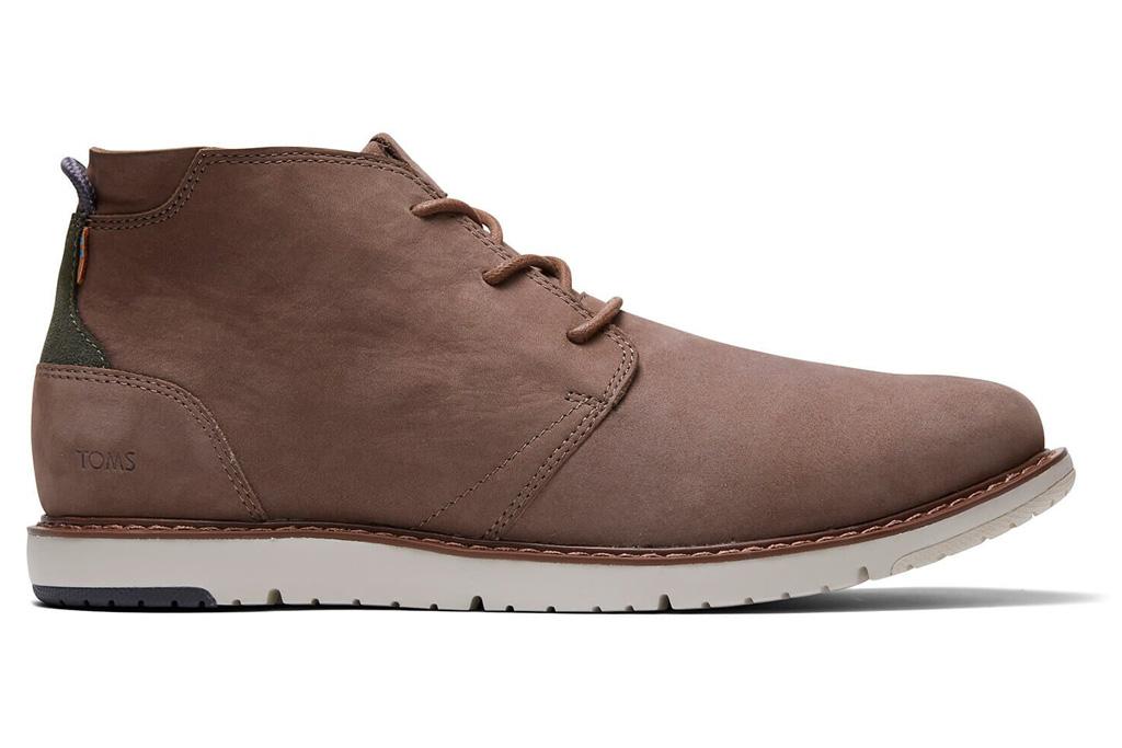 toms, boots, men