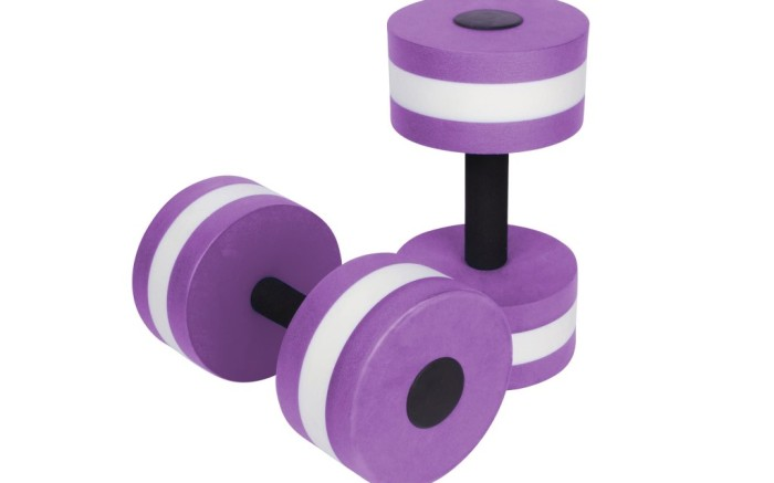 Trademark Innovations Aquatic Exercise Dumbells