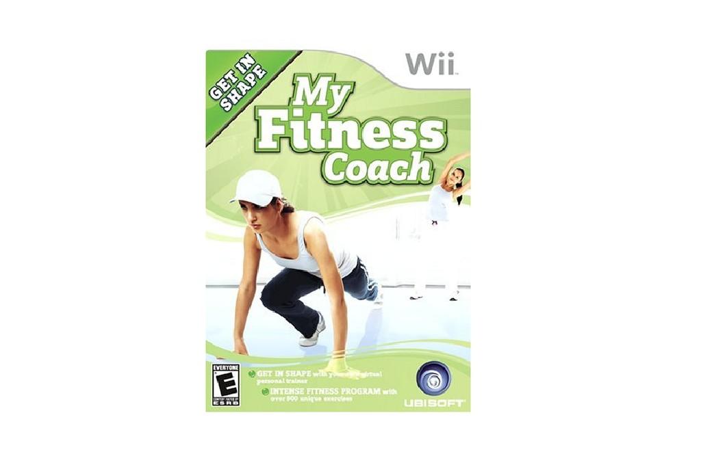 Ubisoft My Fitness Coach