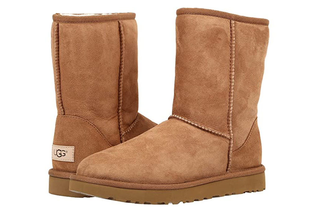 ugg, brown boots, brown, suede