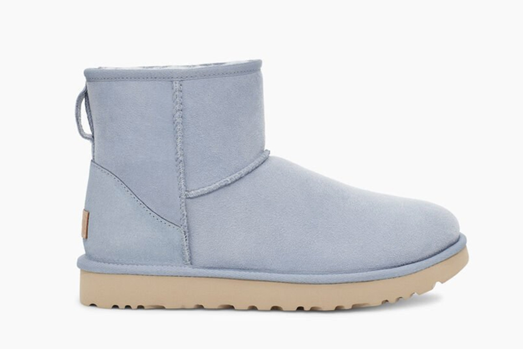 ugg, mini boot, 2, blue, purple