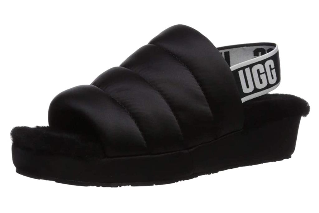 ugg, puff yeah slides