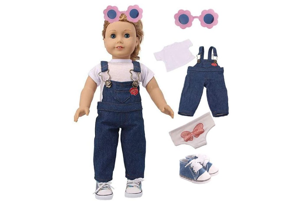 Dongguo American Girl Doll Outfit