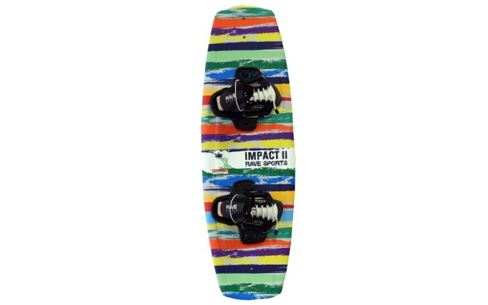 Rave Sports Jr. Impact ll Wakeboard with Charger Boots