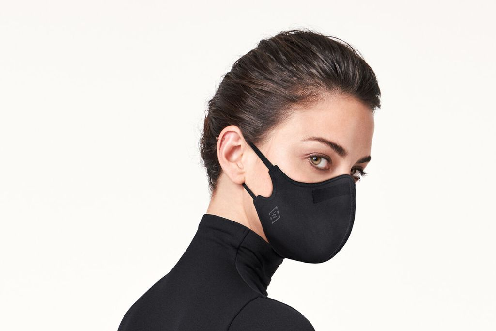 wolford face mask, fashion face mask