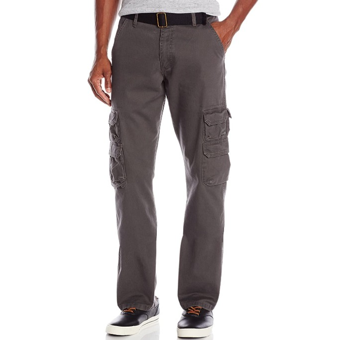 Wrangler Relaxed Fit Cargo Pants