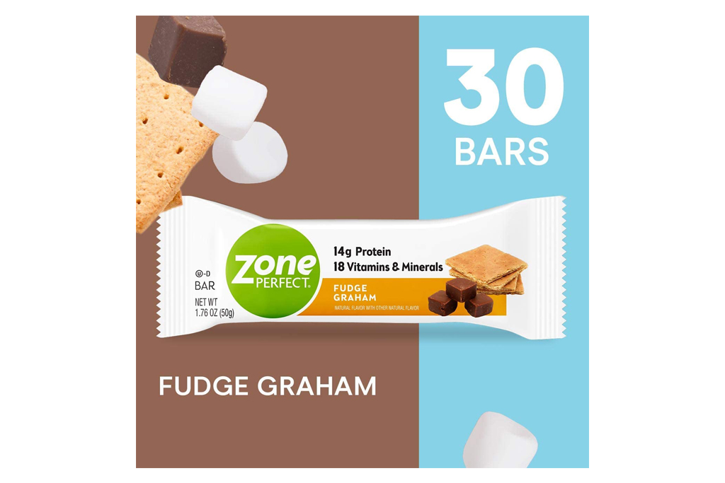 zone perfect, protein bars