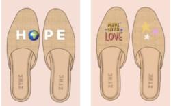 zyne, zyne shoe contest, flats