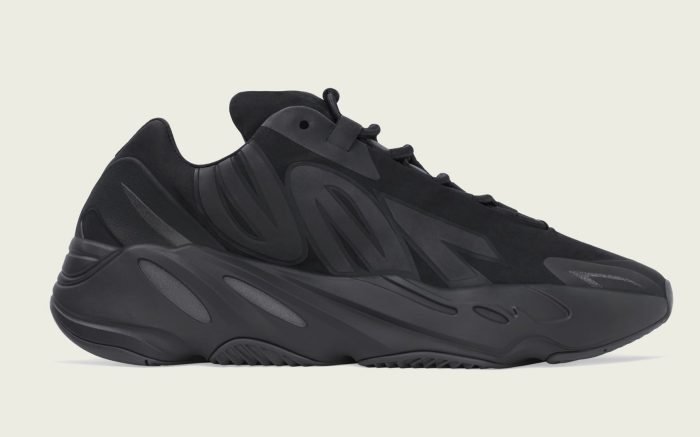 Adidas Yeezy Boost 700 MNVN 'Black' Lateral
