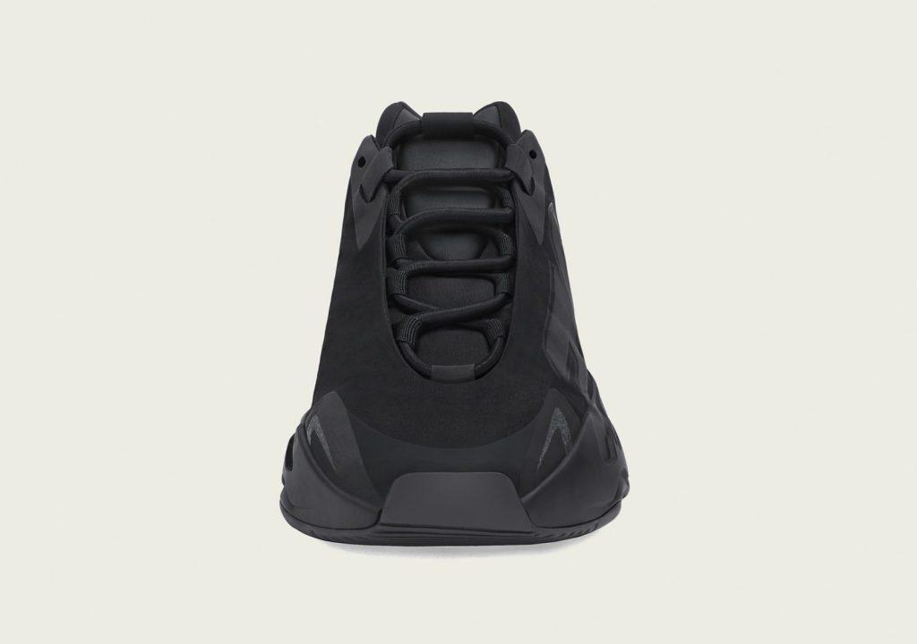 Adidas Yeezy Boost 700 MNVN 'Black' Front