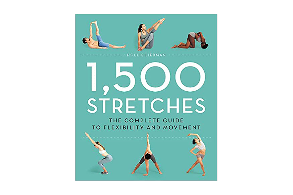 1500 stretches, stretching book
