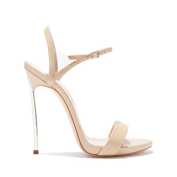 Casadei's V Celebrity Blade sandal.