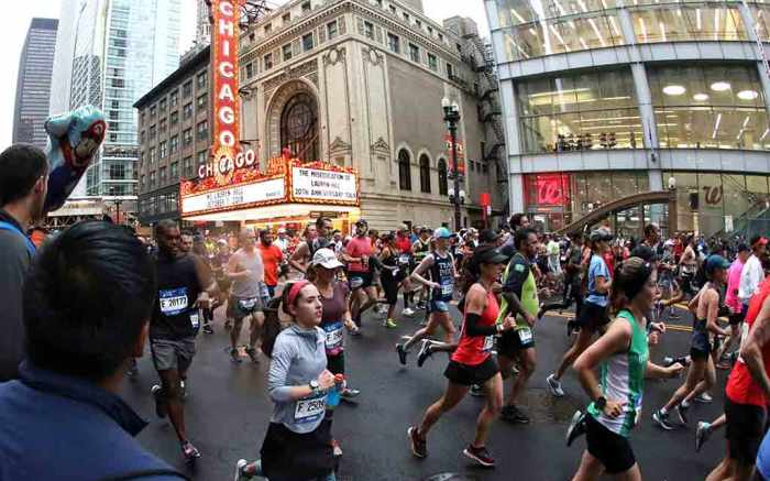 2018 Chicago Marathon