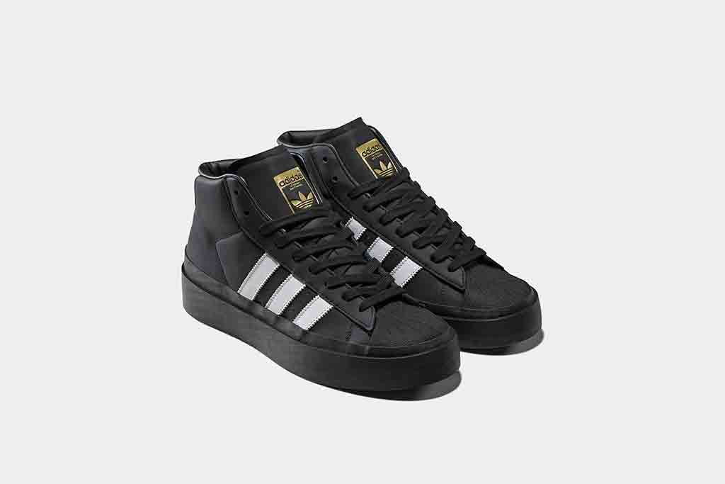 424 x Adidas Originals Pro Model black