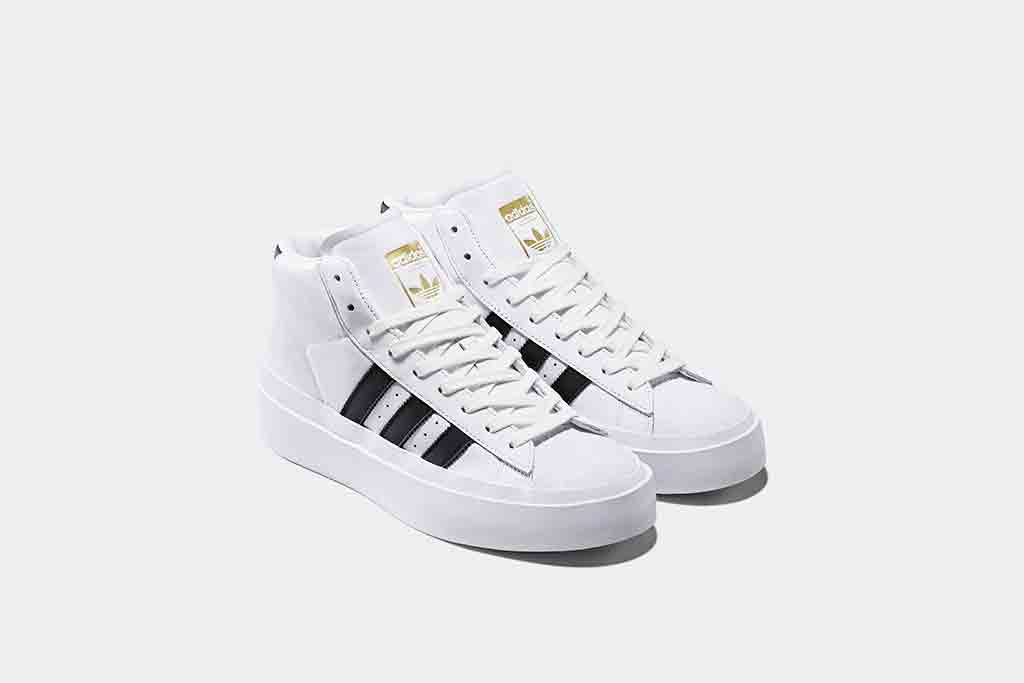 424 x Adidas Originals Pro Model white