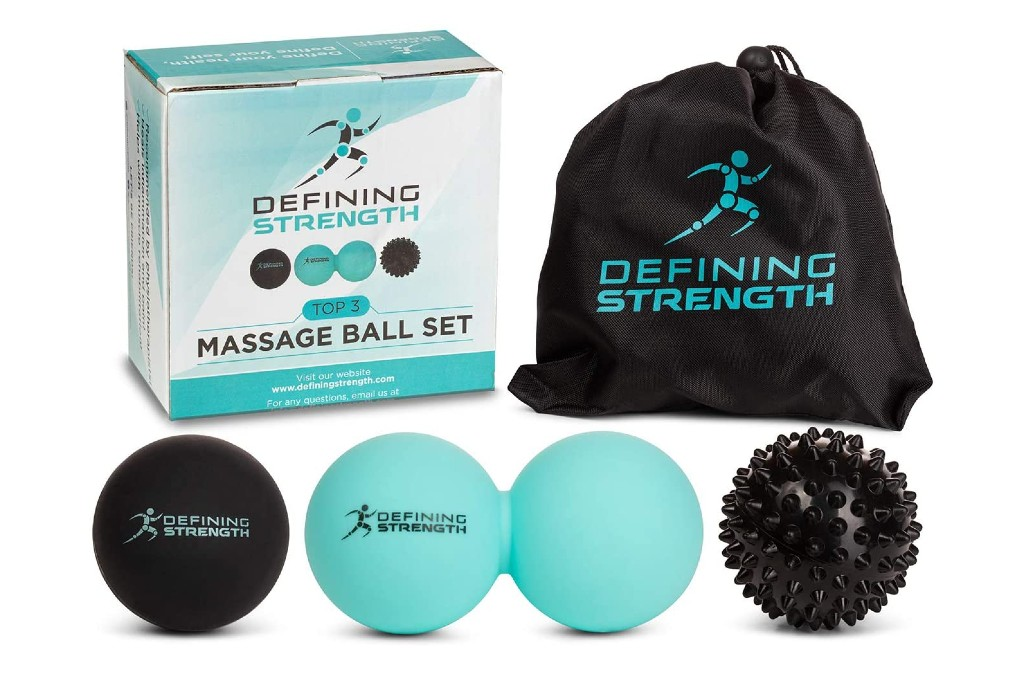 Defining Strength Massage Balls Set