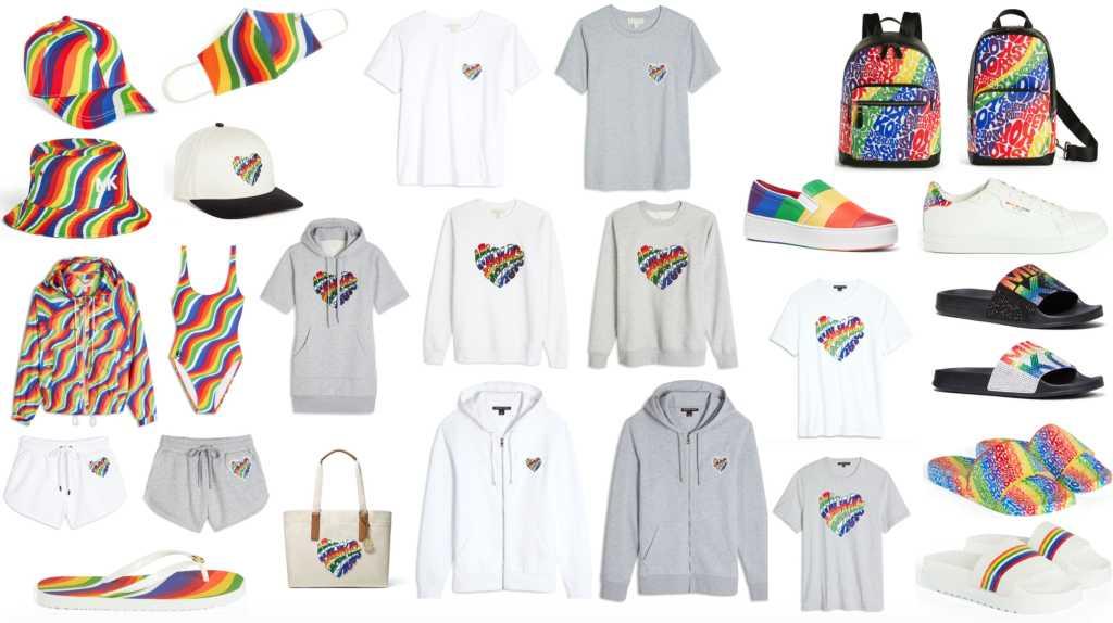 michael kors pride collection 2021