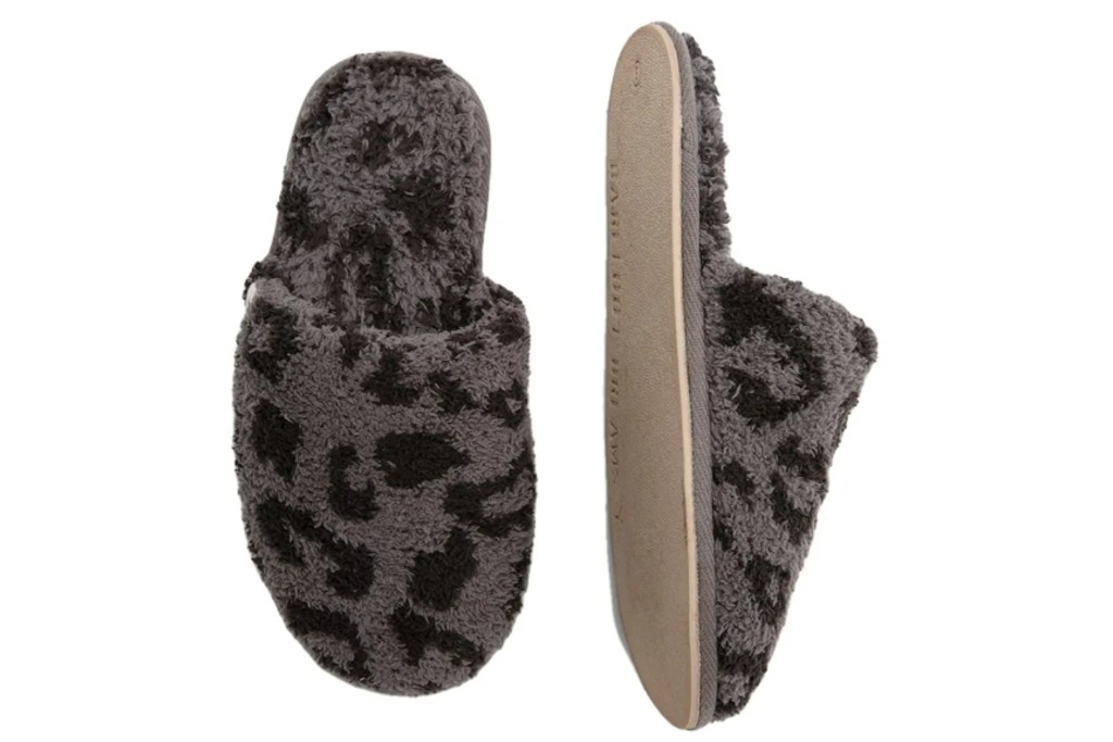 house shoes for women, Barefoot Dreams CozyChic Barefoot in the Wild Slipper