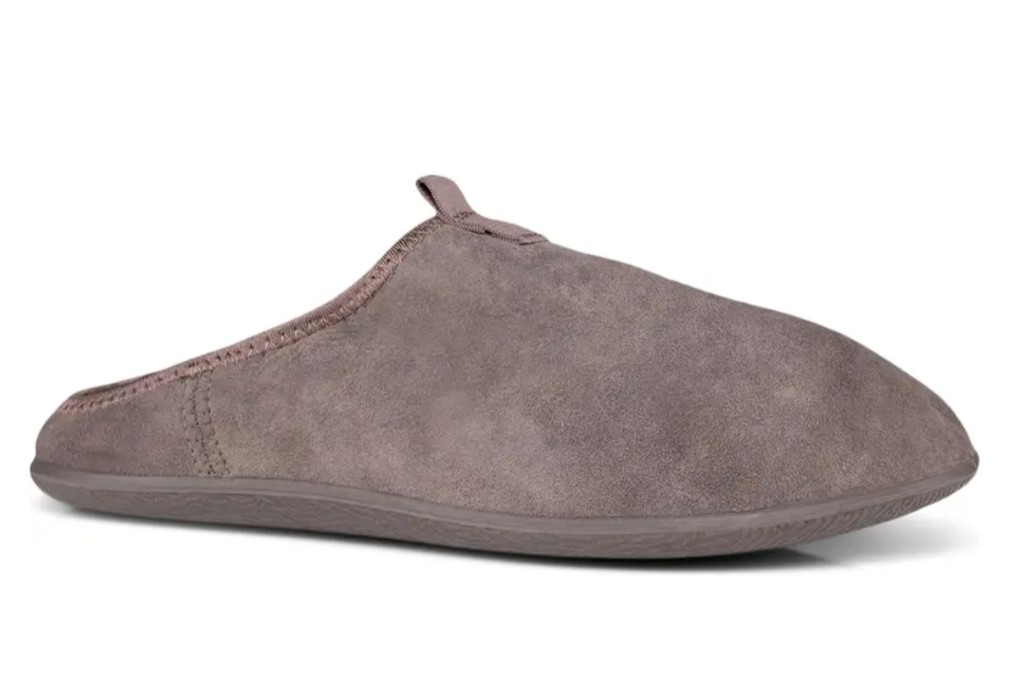 Ecco Easy House Shoe Genuine Shearling Lined Slipper, house shoes for women