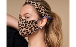 Lele Sadoughi face mask ear saver