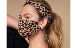 Lele Sadoughi face mask ear saver
