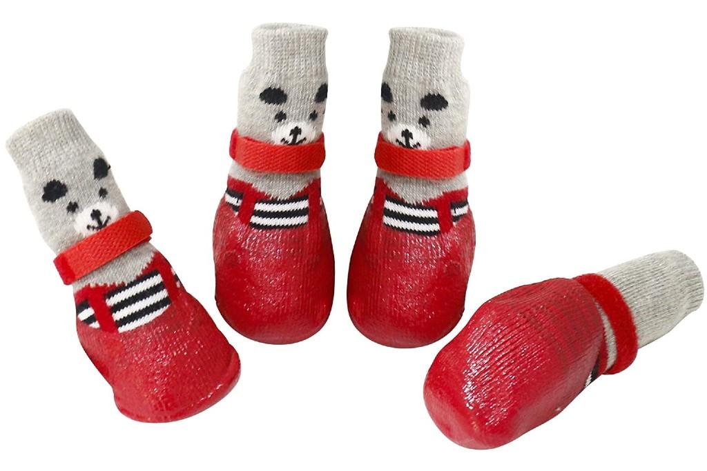 Urbest Non-Slip Dog Socks, dog socks