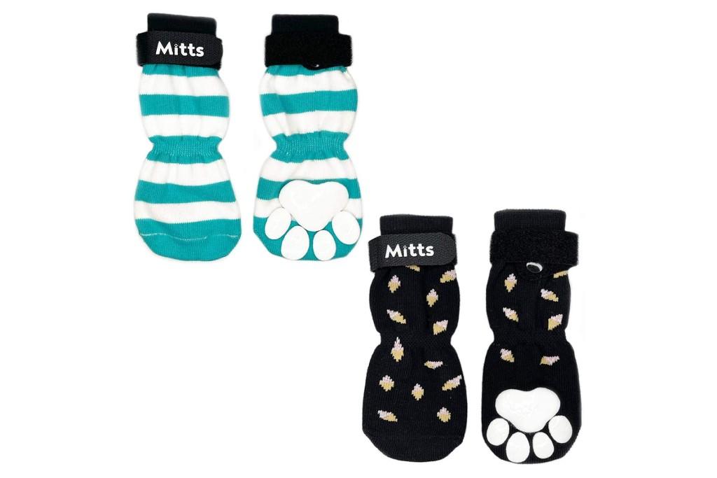Mitts Anti-Slip Fun Dog Socks, dogs socks