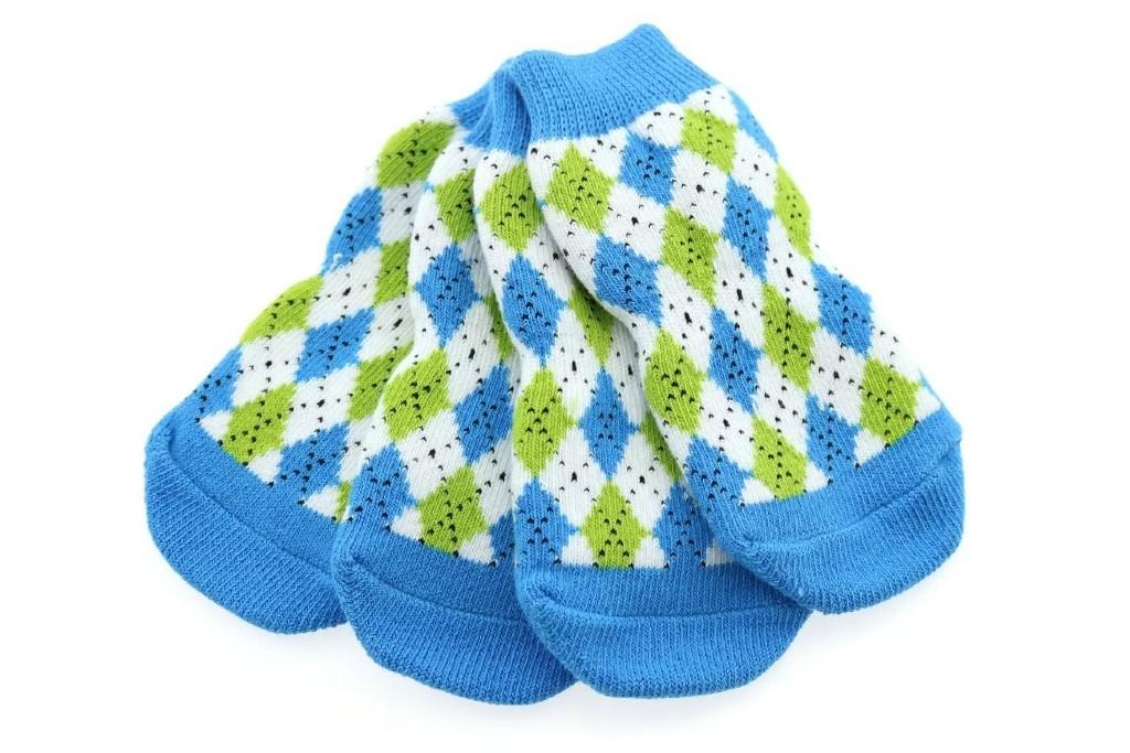Doggie Design Non-Skid Dog Socks, dog socks