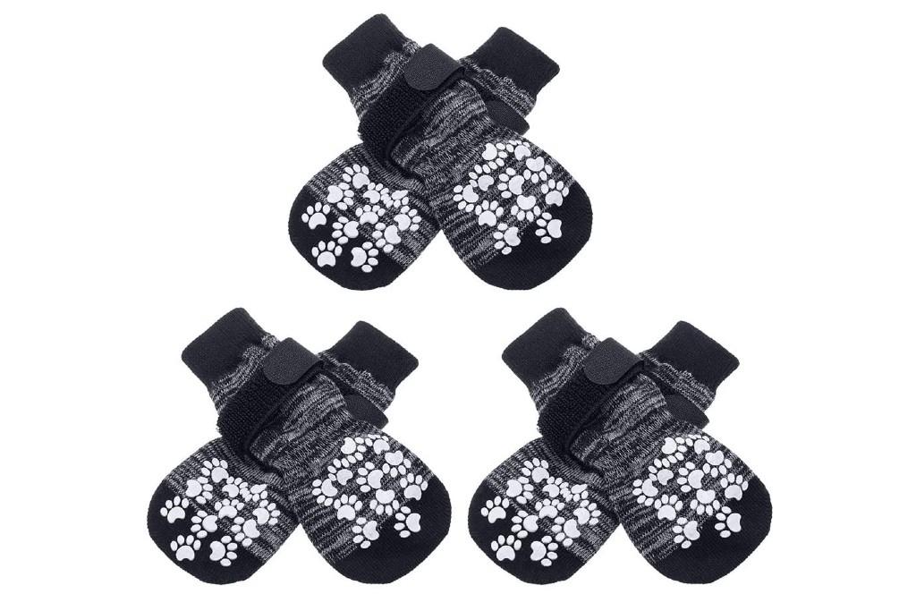 Expawlorer Non-Slip Dog Socks, dog socks
