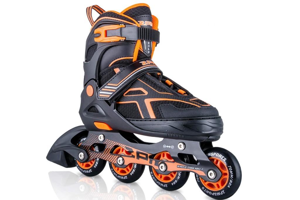 rollerblades for kids, 2PM Sports Adjustable Inline Skate