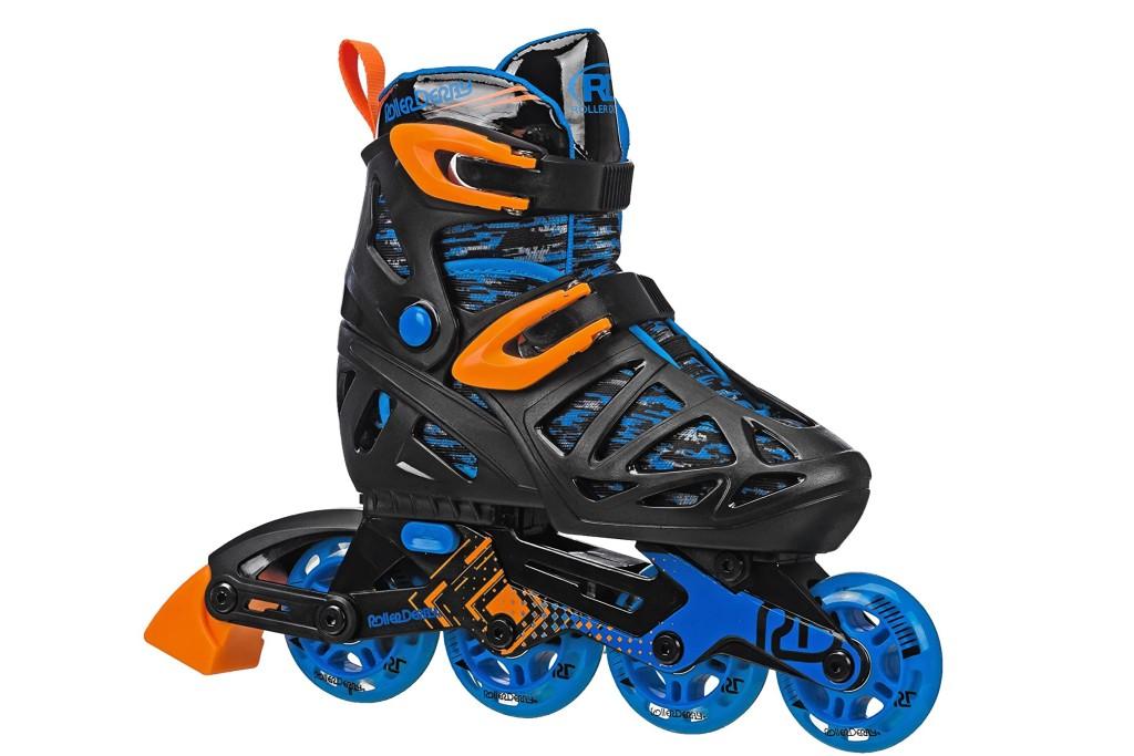 rollerblades for kids, Roller Derby Tracer Adjustable Inline Skates