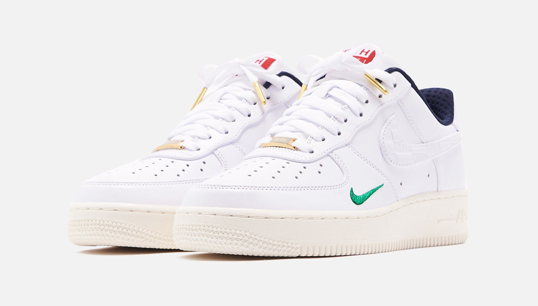 Kith x Nike Air Force 1 Low Friends-and