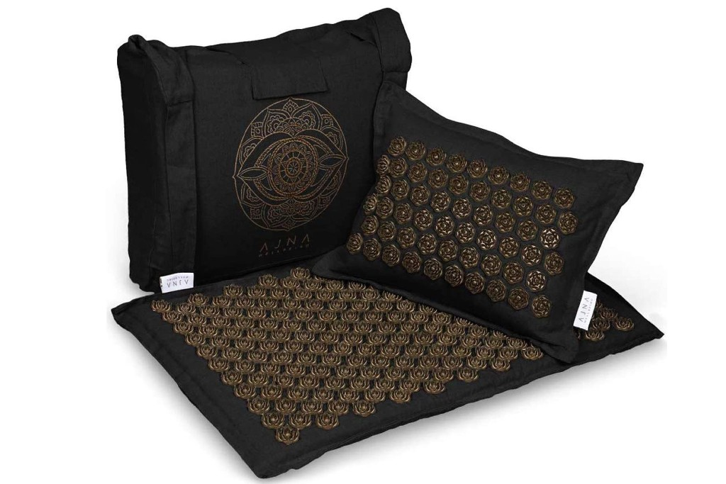 Ajna Acupressure Mat and Pillow Set