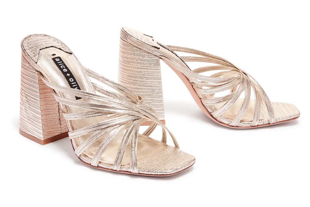 alice & olivia, heels