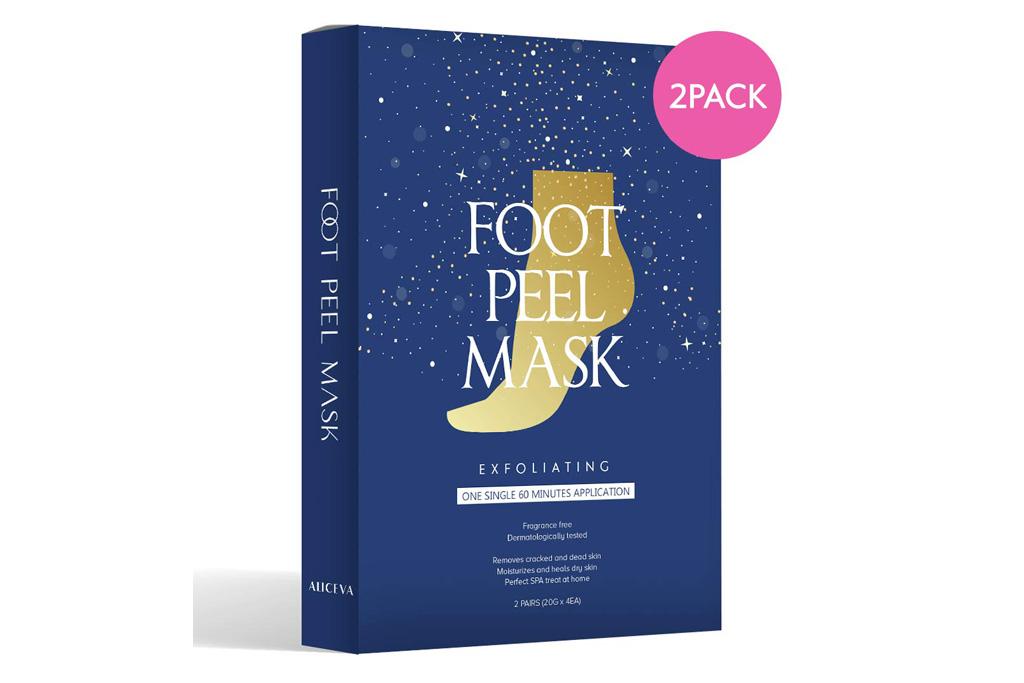 aliceva, foot peel mask