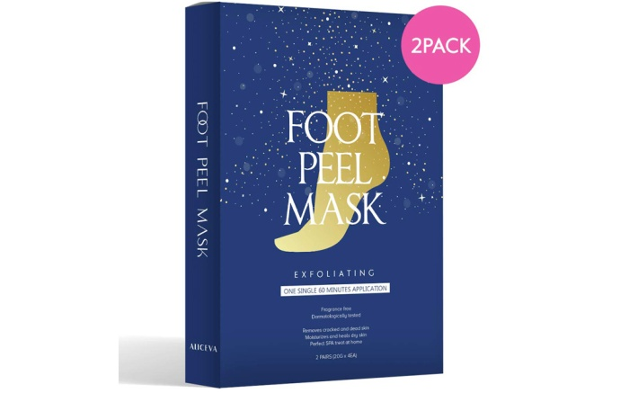 aliceva, foot peel mask