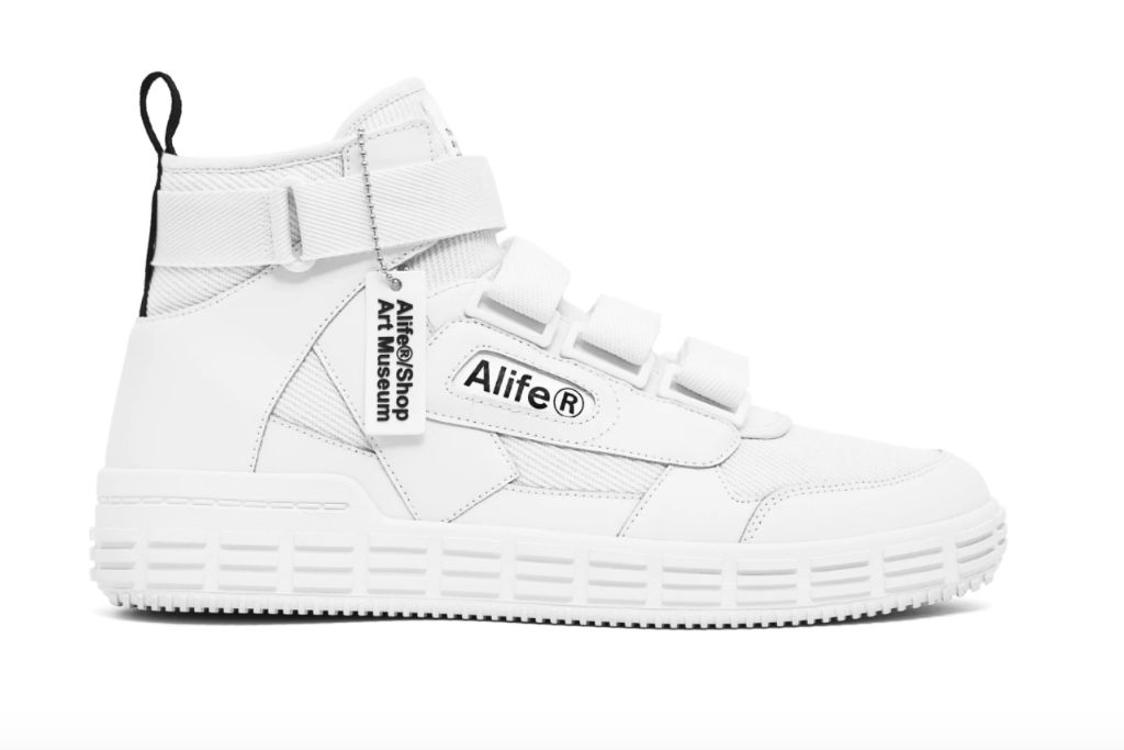 alife sneakers, alife, alife new york, independent designers, independent retailers