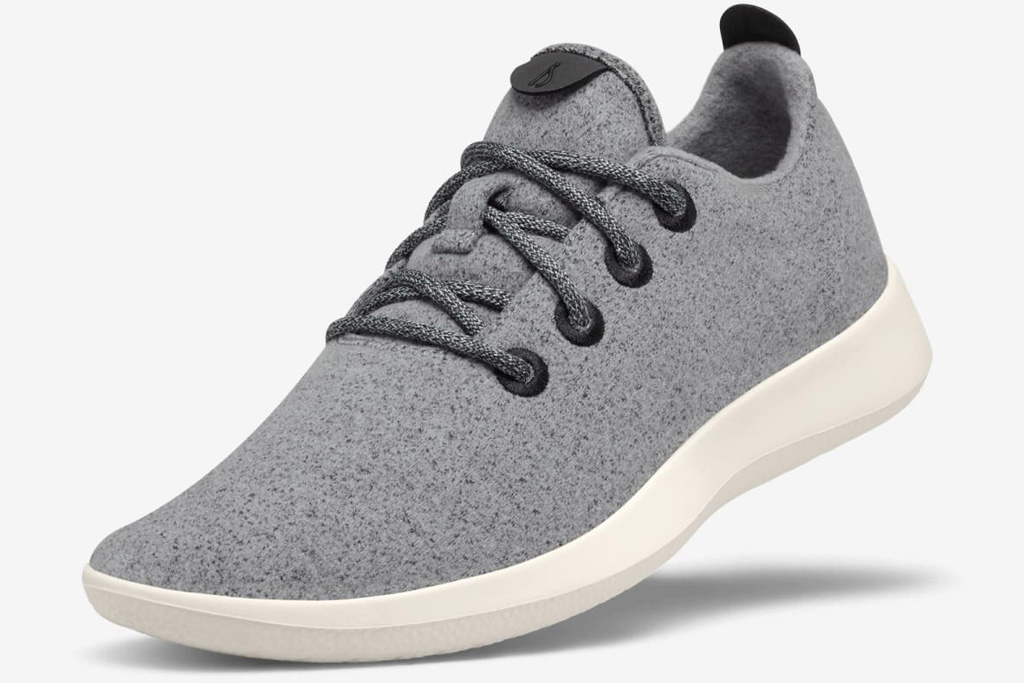 allbirds, wool runners, best walking shoes for women